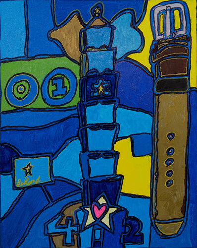 Leland Lee, 'Belt', 2015