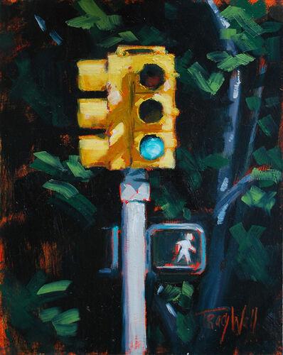 Tracy Wall, 'Go', 2016