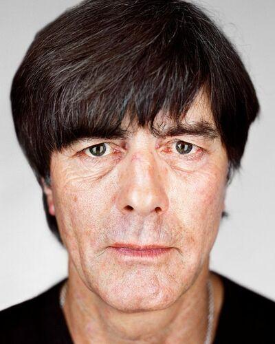 Martin Schoeller, 'Joachim Löw', 2017