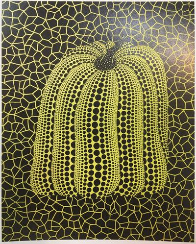Yayoi Kusama, 'Pumpkin B', 2000