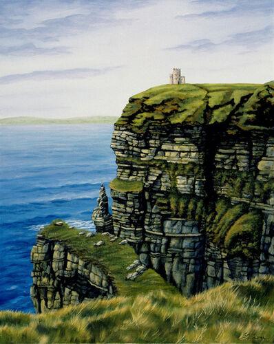 CJ Lori, 'O'Brien's Tower, Cliffs of Moher', 2011