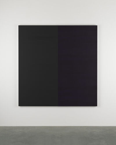 Callum Innes, 'Untitled Lamp Black No 22 ', 2014