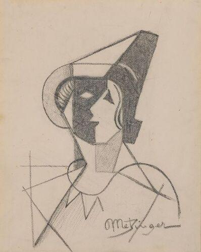 Jean Metzinger, 'Clownesse, circa', circa 1918