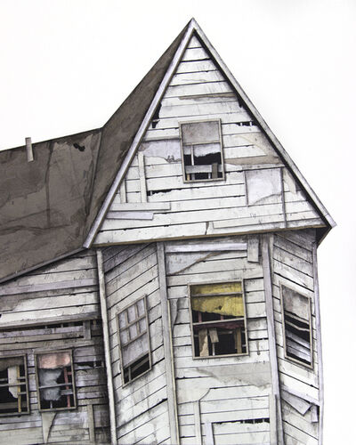 Seth Clark, 'House Study III'