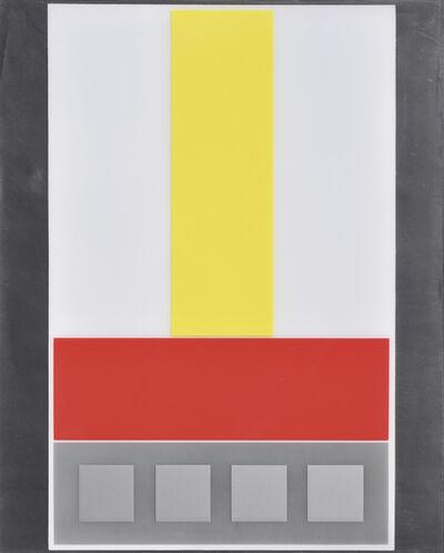 Jesús Rafael Soto, 'Jai-Alai C', 1969