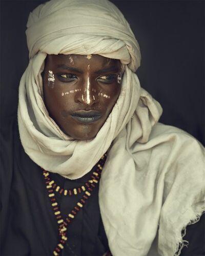 Jimmy Nelson, 'XXVIII 9 Wodaabe, Gerewol, Chad, 2016 ', 2016