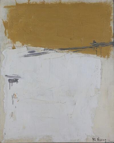 Huang Rui 黄锐, 'Yellow', 1991