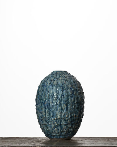 Morten Løbner Espersen, 'Blue Moonjar #1888', 2016