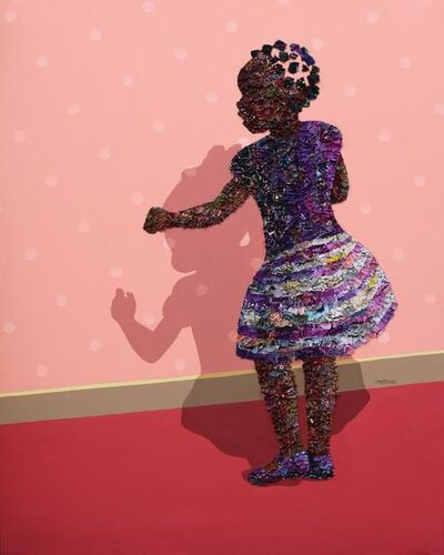 Marcellina Akpojotor, 'Free and Fly', 2020