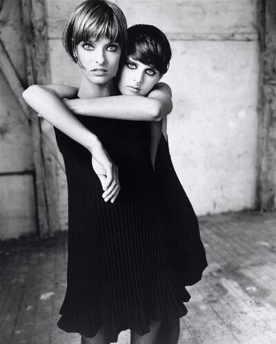 Steven Meisel, 'Stella Tennant and Linda Evangelista, Versace, Autumn Winter', 1993