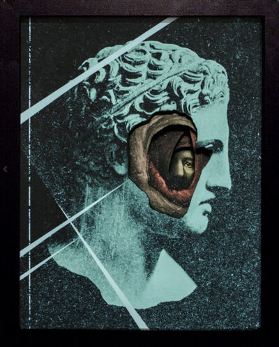 Alex Eckman-Lawn, 'Antiquity II', 2018