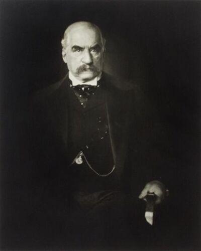 Edward Steichen, 'J.P. Morgan ', 1903