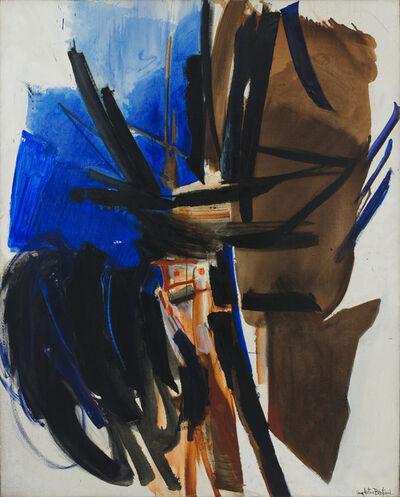 Huguette Arthur Bertrand, 'Raz de Marée', ca. 1960