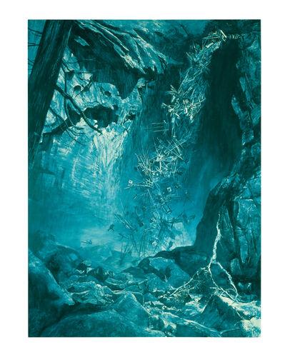 Mark Tansey, 'Yosemite Falls (Homage to Watkins)', 1993