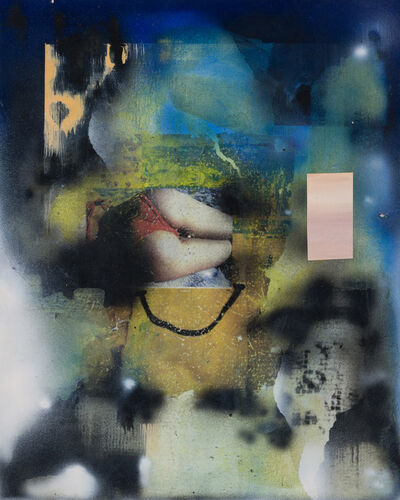 Isabelle Guimond, 'Tableau de fouilles II', 2019