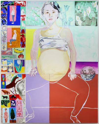 Yosuke Kobashi, 'Pregnant woman (Kayo)', 2018