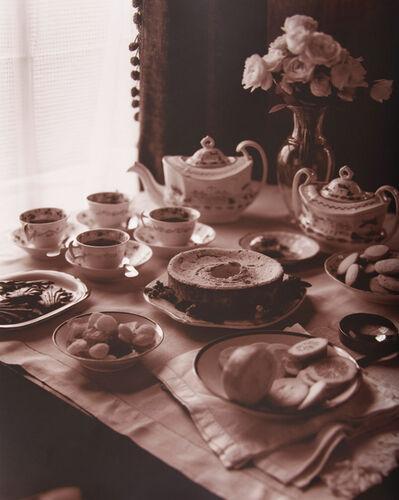 John Dugdale, 'Pink Luster Ware Tea', 1996