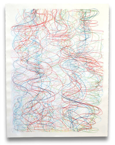 Margaret Neill, 'Riprap 2 (Abstract Drawing)', 2014