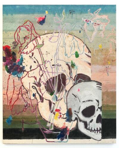 Chris Hood, 'Recursive Skull', 2019