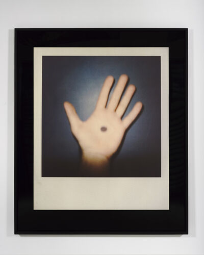 Douglas Gordon, 'Hand with Spot (H)', 2001