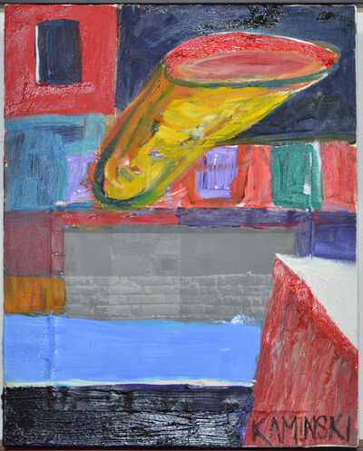 Ken Kaminski, 'Fort Wall #2', 2016