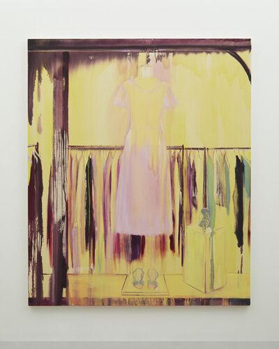 Midori Sato, 'Diaphanous pink dress II', 2019