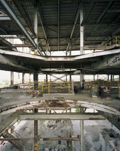 Sean Hemmerle, 'Former Lime Plant, Gary Indiana'