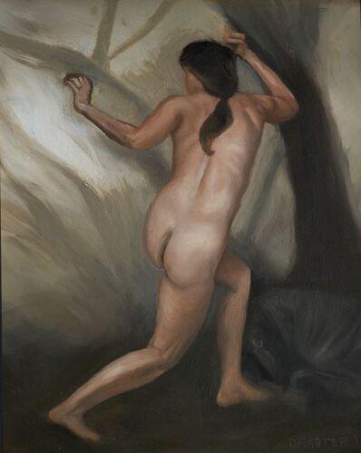 Dwayne Carter, 'Twisted Nude', 2017