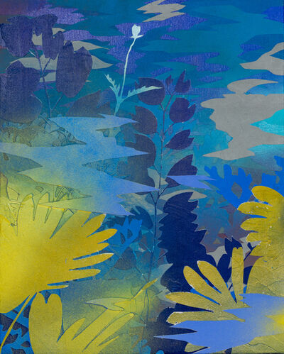 Devon Tsuno, 'LA River Seedlings 2 (Los Angeles River)', 2018