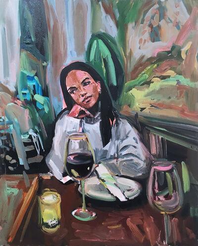Ekaterina Popova, 'Dinner Conversations', 2020
