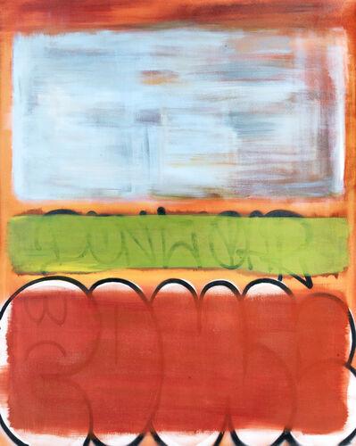 John Tsombikos aka BORF, 'Rothko's Modern Life 7', 2012