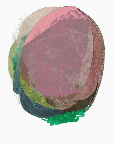 Xochi Solis, 'The slanting shadows of ferns', 2019