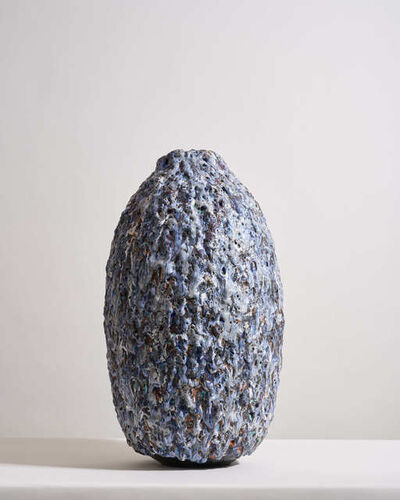 Morten Løbner Espersen, 'Grey Blue Torpedo', 2019