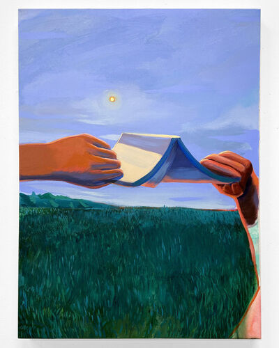 Caleb Hahne, 'Reader', 2019