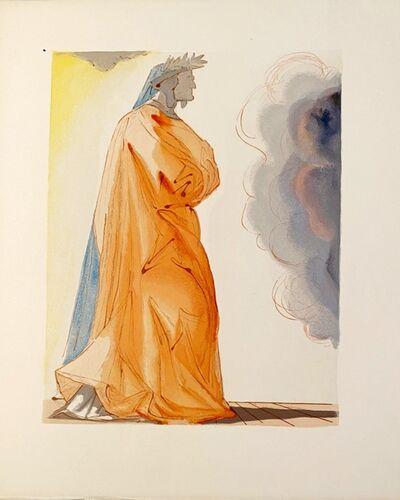Salvador Dalí, 'La Divine Comédie - Paradis 01 - Dante', 1963