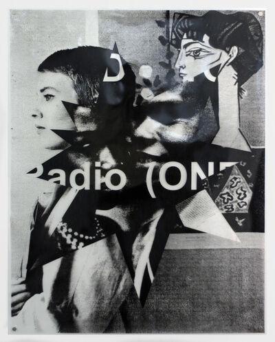 Adam Pendleton, 'Radio (One) #1', 2011-2012