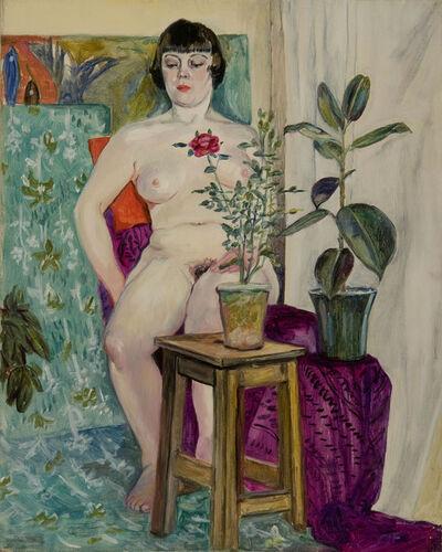 Sylvia Sleigh, 'Hammersmith Art School', 1956