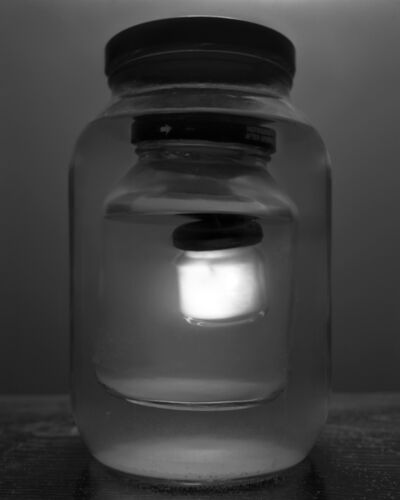 Caleb Charland, 'Three Jars'