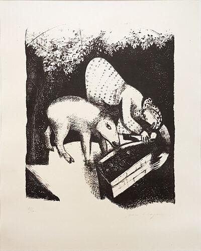Marc Chagall, 'L'Auge II', 1925