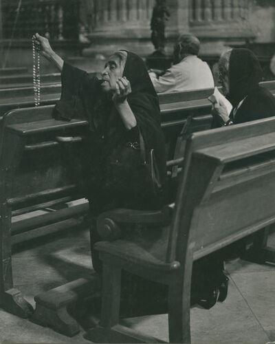 Rodrigo Moya, 'Beata Fotogénica', 1961