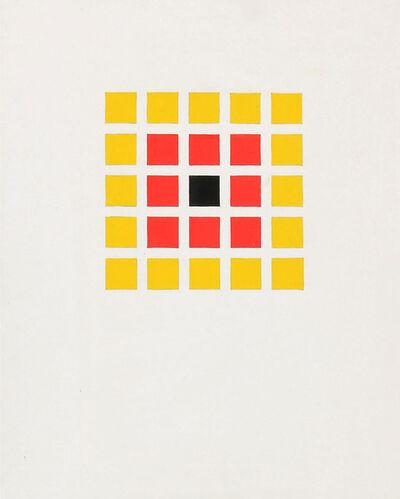 Mauro Reggiani, 'Senza titolo', 1971