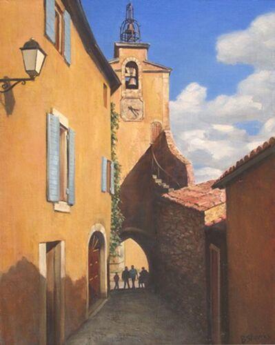 Bradley Stevens, 'A L'Ombre du Clocher', 2004