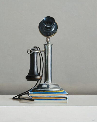 Christopher Stott, 'Antique Candlestick Telephone', 2019