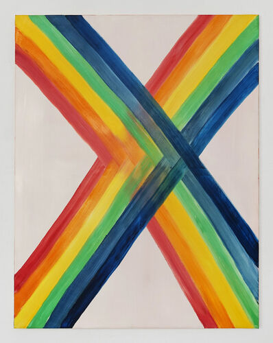 Francesc Ruiz Abad, 'Rainbow', 2017