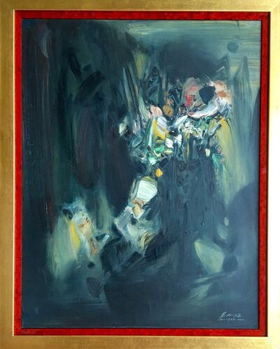 Chu Teh-Chun, 'Untitled', 1970