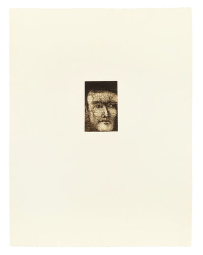 Jim Dine, 'Rimbaud, the Coffee Exporter', 1973
