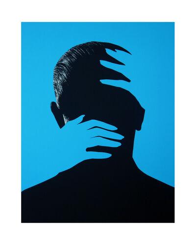 Joe Webb, 'Embrace - Blue', 2015