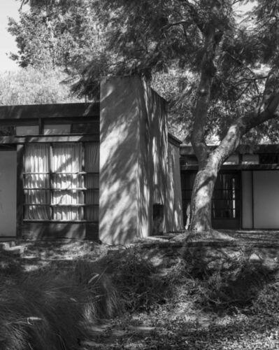 Joachim Brohm, 'Rudolf Schindler, Schindler House, Los Angeles', 2015