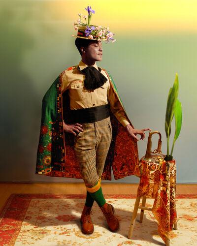 Iké Udé, 'Sartorial Anarchy #4', 2012