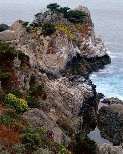 Kenneth Parker, 'Pinnacle Ridge, Point Lobos, CA', 1998